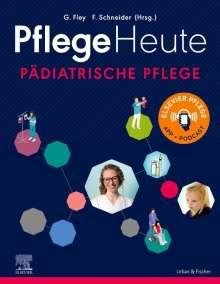 Pflege Heute - Pädiatrische Pflege, Buch