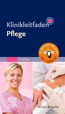 Klinikleitfaden Pflege, Buch