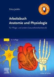 Erica Brühlmann-Jecklin: Arbeitsbuch Anatomie und Physiologie, Buch