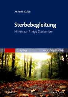Annette Kulbe: Sterbebegleitung, Buch
