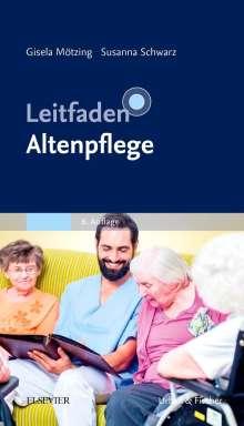 Leitfaden Altenpflege, Buch