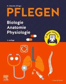 Nicole Menche: PFLEGEN Biologie Anatomie Physiologie + E-Book, Buch