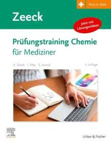 Stephanie Grond: Prüfungstraining Chemie, Buch
