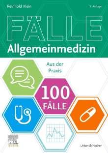 Reinhold Klein: 100 Fälle Allgemeinmedizin, Buch