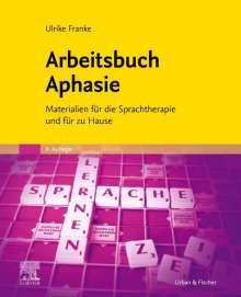 Ulrike Franke: Arbeitsbuch Aphasie, Buch