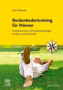 Ute Schmuck: Beckenbodentraining für Männer, Buch