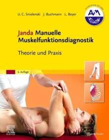 Ulrich-Christian Smolenski: Janda Manuelle Muskelfunktionsdiagnostik, Buch