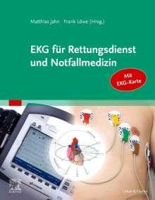 Matthias Jahn: EKG für Rettungsdienst und Notfallmedizin, Buch