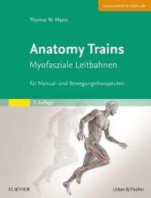 Thomas W. Myers: Anatomy Trains, Buch