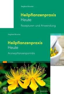 Siegfried Bäumler: Heilpflanzenpraxis Heute, Set 3. Auflage, Buch