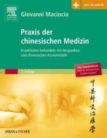 Giovanni Maciocia: Praxis der chinesischen Medizin, Buch