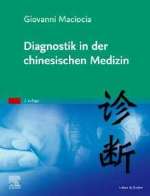 Giovanni Maciocia: Diagnostik in der chinesischen Medizin, Buch