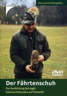Der Fährtenschuh, DVD