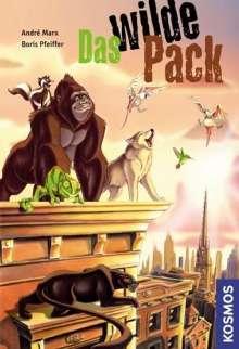 Andre Marx: Das wilde Pack 01, Buch