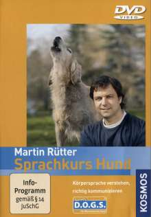 Martin Rütter - Sprachkurs Hund, DVD