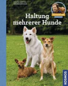 Martin Rütter: Haltung mehrerer Hunde, Buch