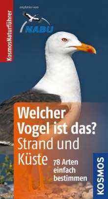 Holger Haag: Welcher Vogel ist das? Strand und Küste, Buch