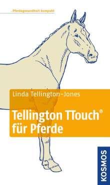 Linda Tellington-Jones: Tellington TTouch für Pferde, Buch