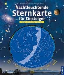 Hermann-Michael Hahn: Nachtleuchtende Sternkarte für Einsteiger, Diverse
