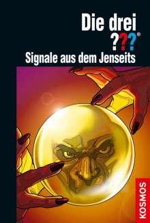 André Minninger: Die drei ??? Signale aus dem Jenseits (drei Fragezeichen), Buch
