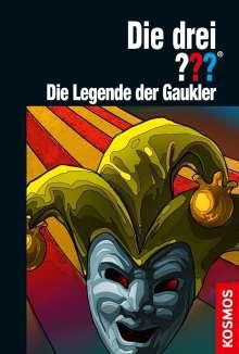 Christoph Dittert: Die drei ??? Die Legende der Gaukler (drei Fragezeichen), Buch