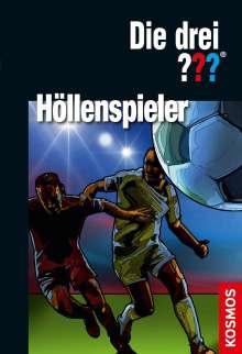 Marco Sonnleitner: Die drei ???®Höllenspieler (drei Fragezeichen), Buch