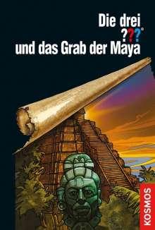 André Marx: Die drei ??? und das Grab der Maya (drei Fragezeichen), Buch