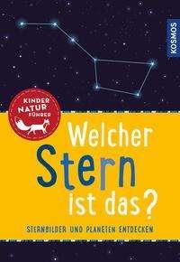 Susanne Dambeck: Welcher Stern ist das? Kindernaturführer, Buch