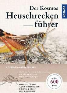 Heiko Bellmann: Der Kosmos Heuschreckenführer, Buch