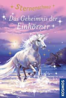 Linda Chapman: Sternenschweif 15. Das Geheimnis der Einhörner, Buch
