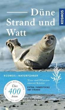 Klaus Janke: Düne, Strand und Watt, Buch