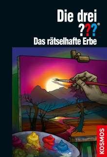 Marco Sonnleitner: Die drei ??? Das rätselhafte Erbe, Buch