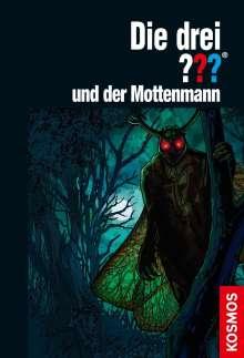 Christoph Dittert: Die drei ??? und der Mottenmann, Buch