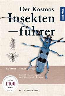 Heiko Bellmann: Der KOSMOS Insektenführer, Buch