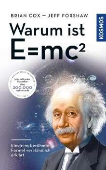 Brian Cox: Warum ist E = mc²?, Buch