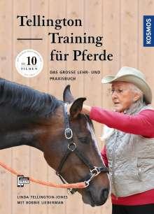 Linda Tellington-Jones: Tellington Training für Pferde, Buch