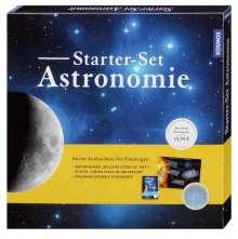 Hermann-Michael Hahn: Starter-Set Astronomie, Diverse