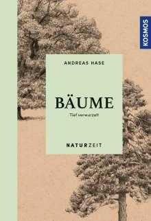 Andreas Hase: Naturzeit Bäume, Buch