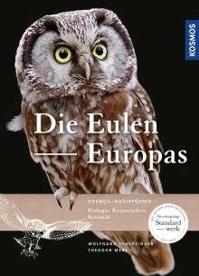 Wolfgang Scherzinger: Die Eulen Europas, Buch