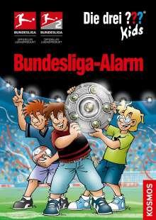 Boris Pfeiffer: Die drei ??? Kids, Bundesliga-Alarm (drei Fragezeichen), Buch