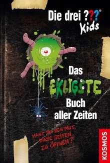 Ulf Blanck: Die drei ??? Kids. Das ekligste Buch (drei Fragezeichen), Buch