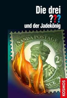 André Marx: Die drei ??? und der Jadekönig, Buch