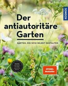 Simone Kern: Der antiautoritäre Garten, Buch