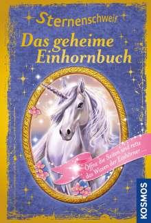 Linda Chapman: Sternenschweif, Das geheime Einhornbuch, Buch
