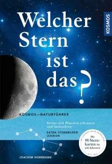 Joachim Herrmann: Welcher Stern ist das?, Buch