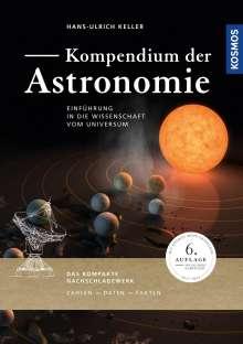 Hans-Ulrich Keller: Kompendium der Astronomie, Buch