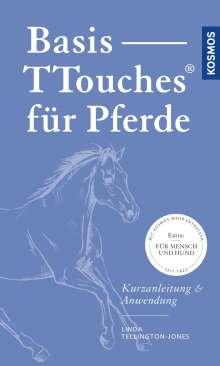Linda Tellington-Jones: Basis-TTouches für Pferde, Buch
