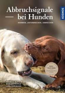 Thomas Bursch: Abbruchsignale bei Hunden, Buch