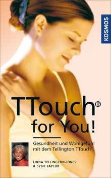 Linda Tellington-Jones: TTouch for You!, Buch