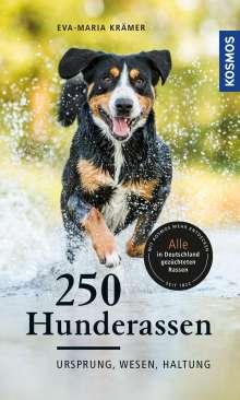 Eva-Maria Krämer: 250 Hunderassen, Buch
